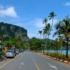 Thailändska platser – Ao Nang